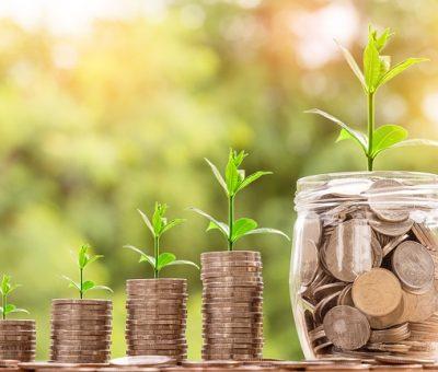Finances et argent-capital de risque