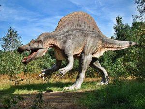 Figurine de tyrannosaure: un jouet ludique et décoratif