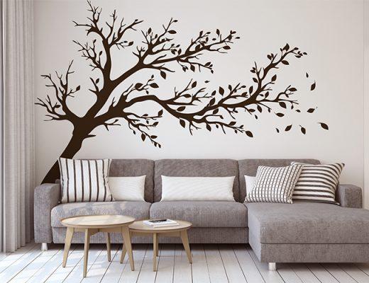 Comment choisir le sticker mural pour votre décoration d'intérieur